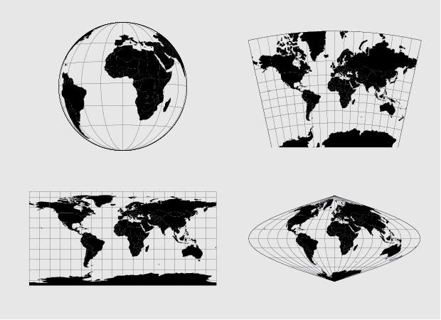 Members Only: Working with Shapefiles and Map Projections in R