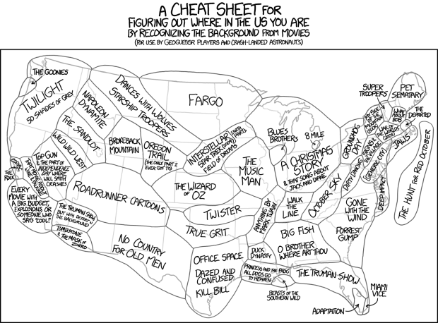 xkcd: U.S. of movie backgrounds