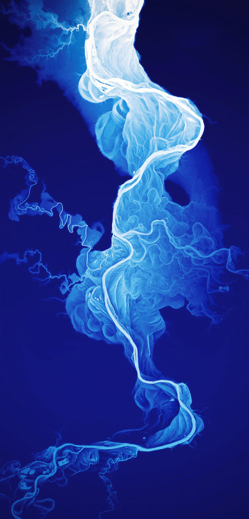Willamette River Historical Stream Channels, Oregon(via Jan…